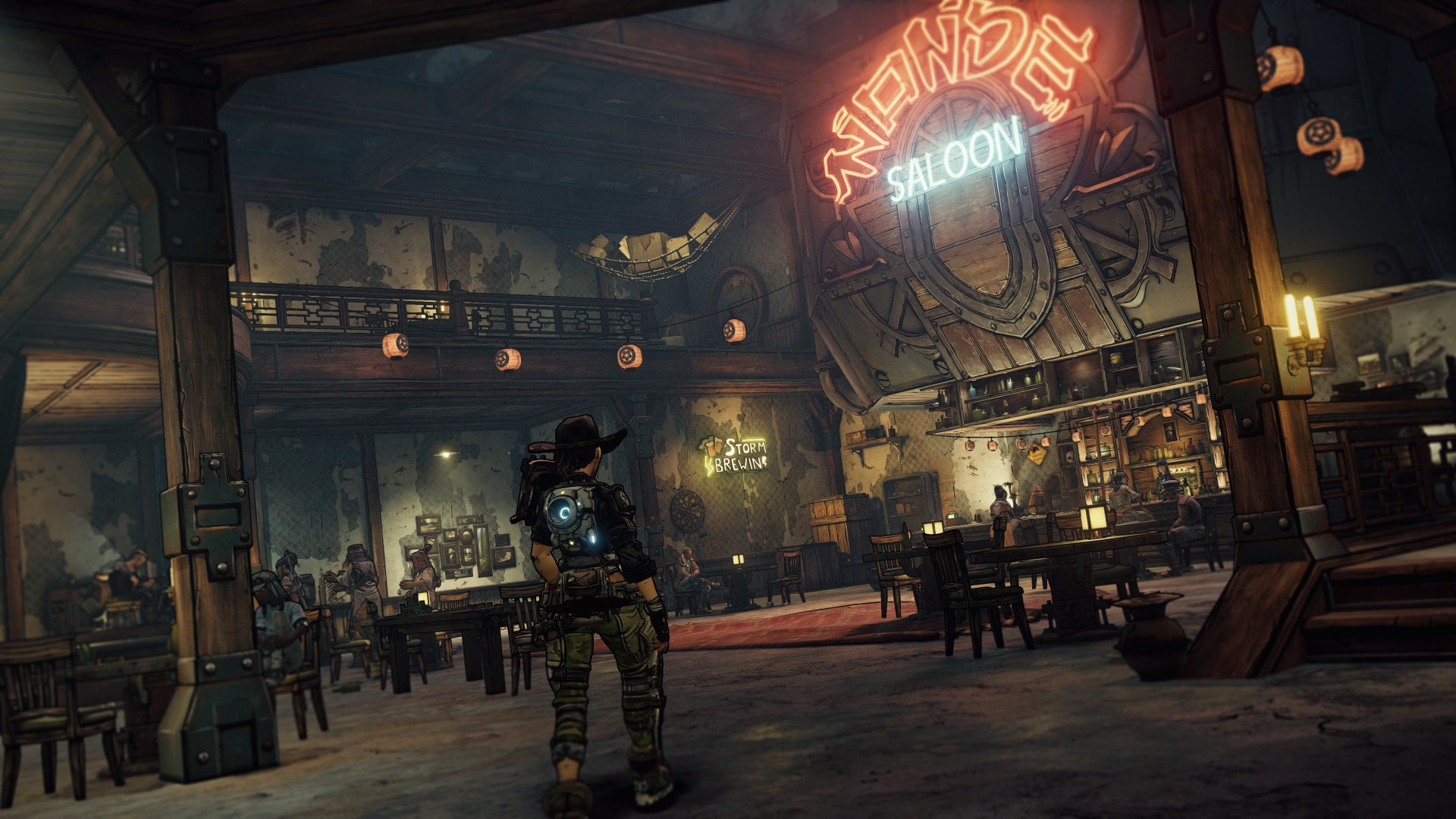 Review: Borderlands 3: Bounty of Blood screenshot