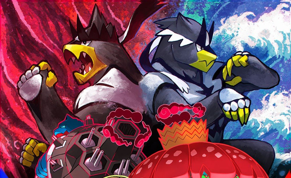 Review: Pokemon Sword and Shield: The Isle of Armor screenshot