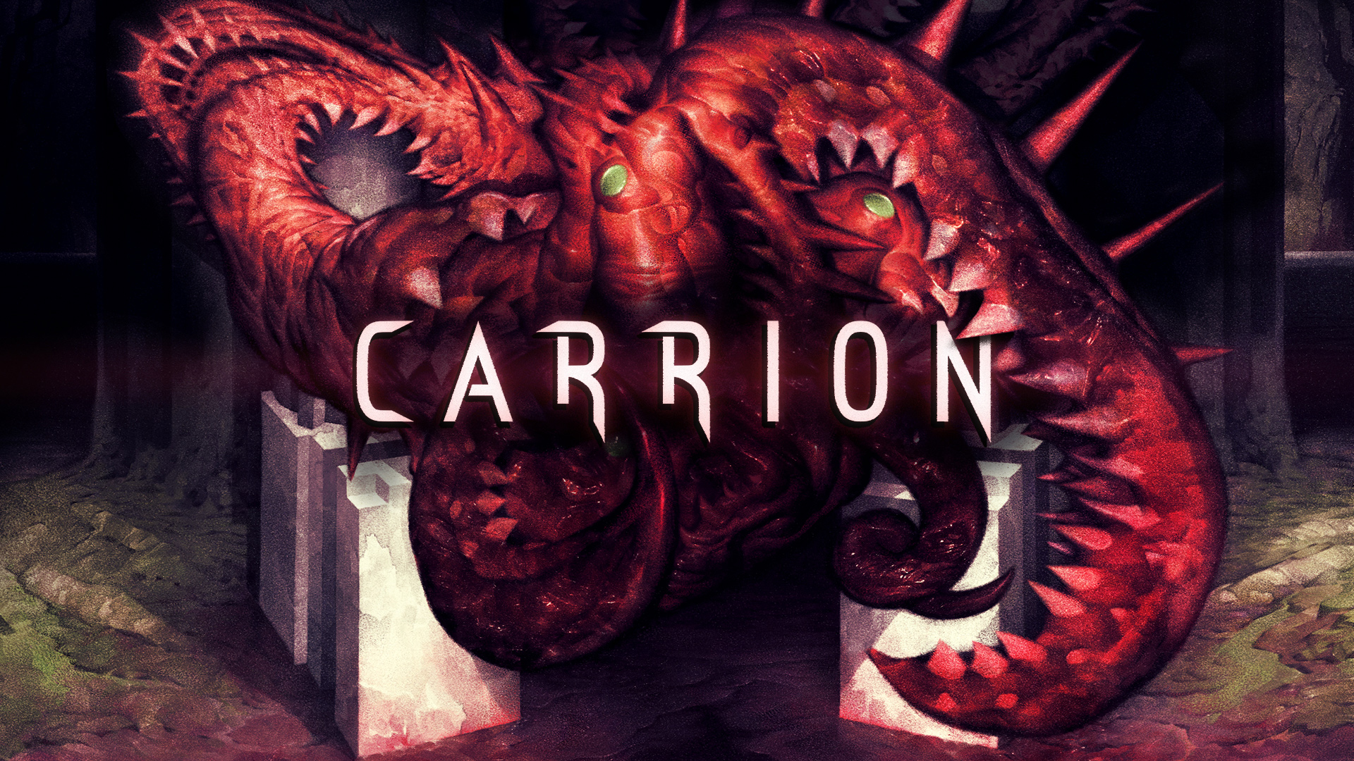 The squishy monster game Carrion is coming to Nintendo Switch screenshot