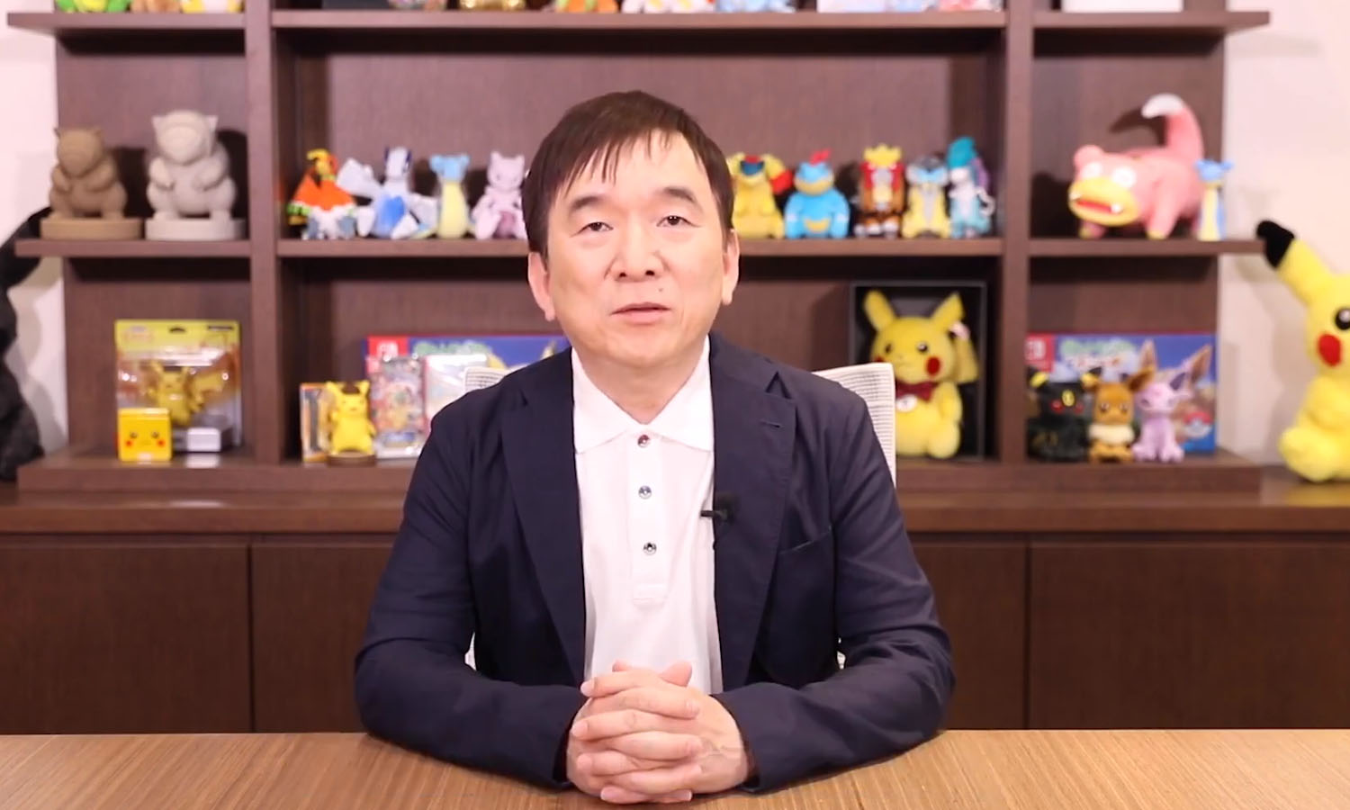 Game Freak will share its 'next big project' on June 24 screenshot