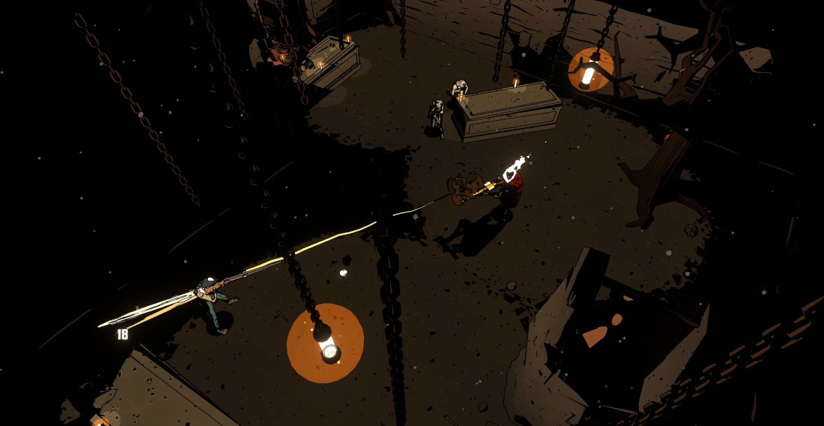 Review: West of Dead screenshot