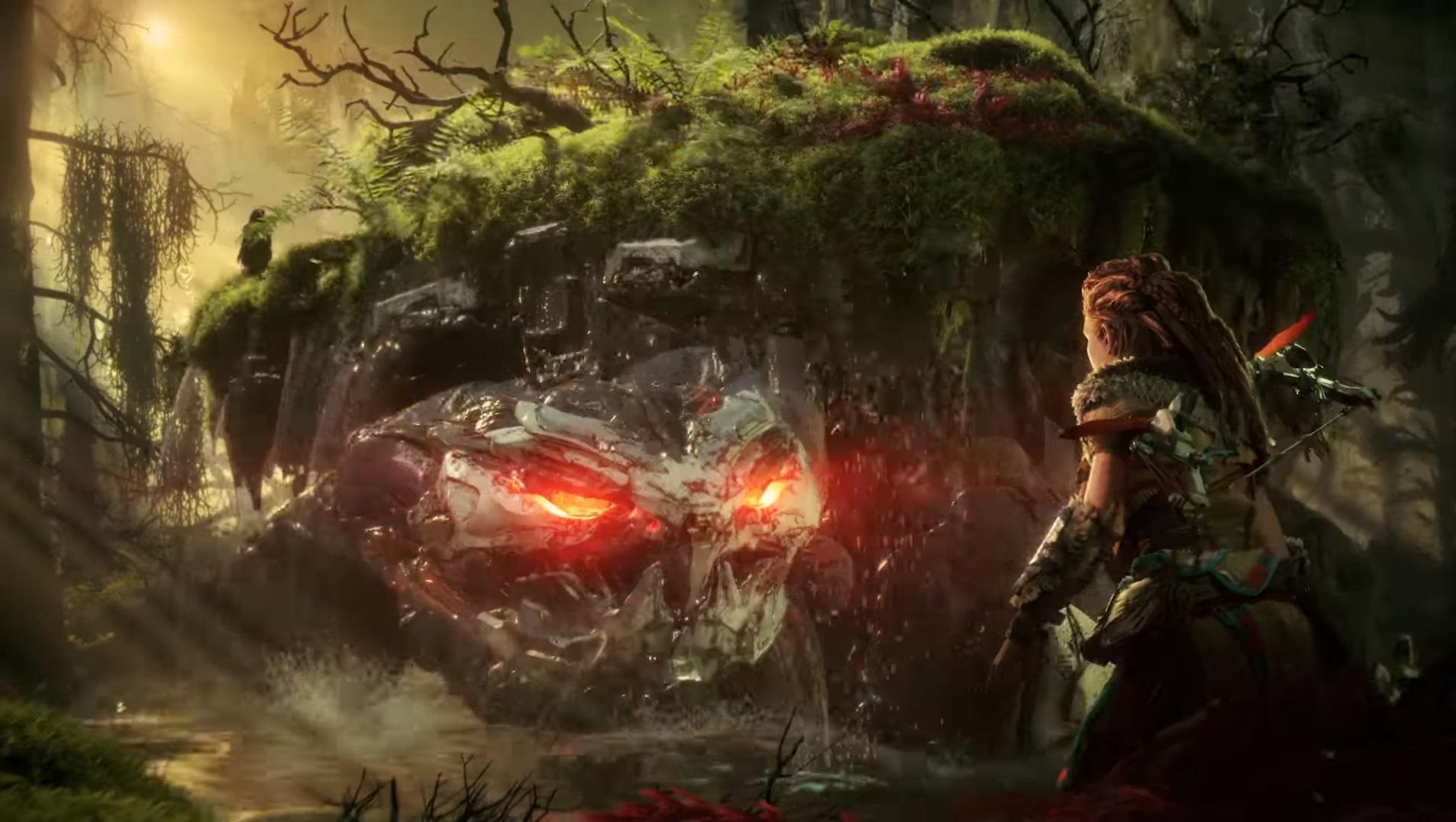 Horizon Forbidden West isn't a PS5 launch title screenshot