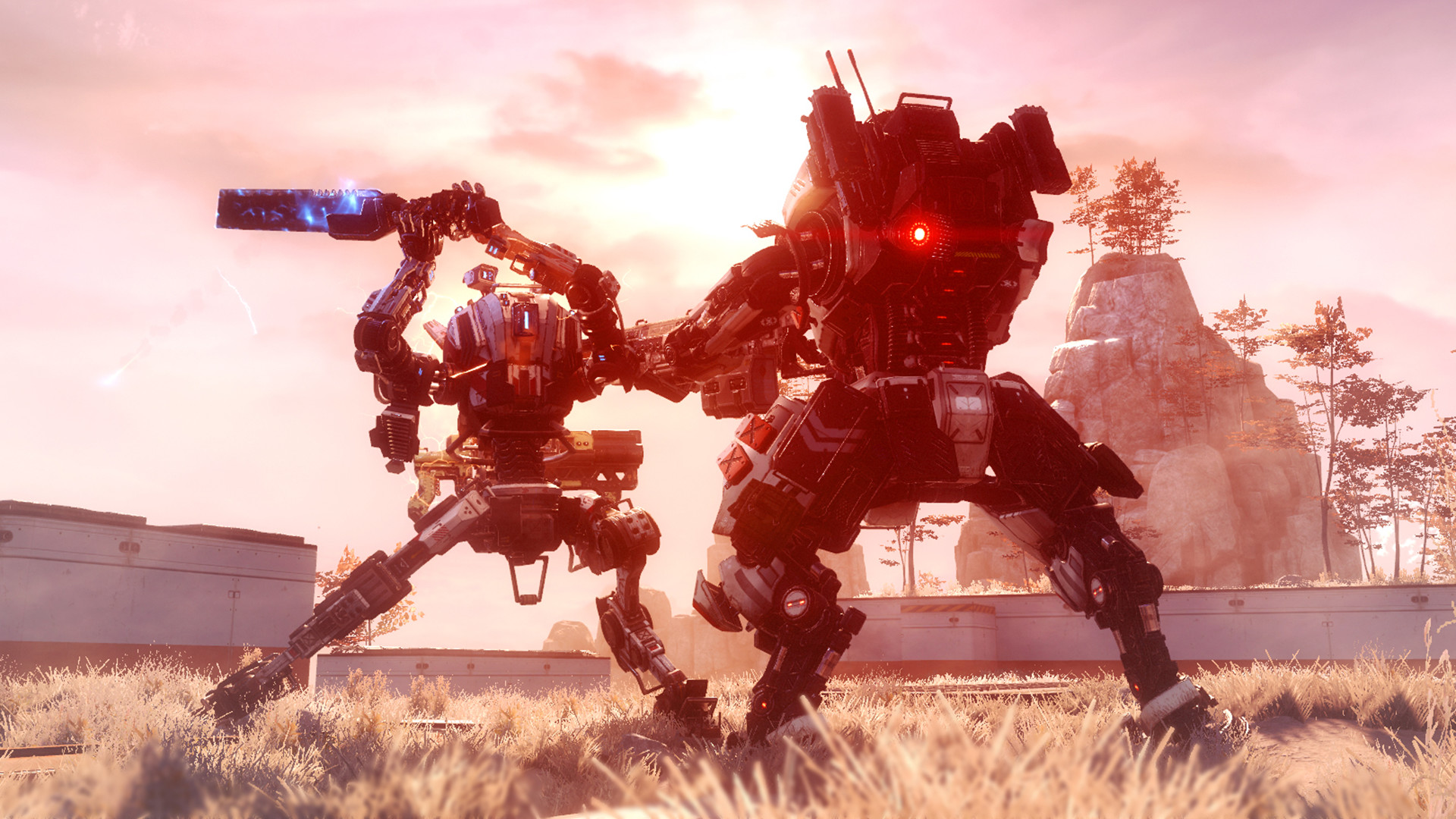 Titanfall 2 is on Steam, you know what to do screenshot