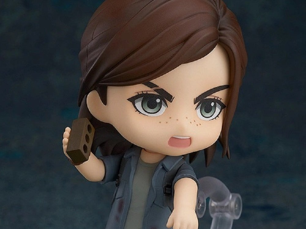 This Last of Us Part II Ellie Nendoroid wants to kill you screenshot