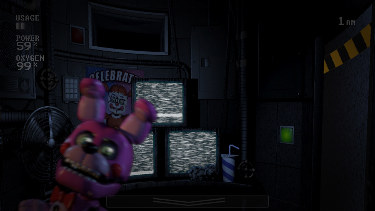 Five Nights At Freddy's: Sister Location arrives on Switch out of nowhere screenshot