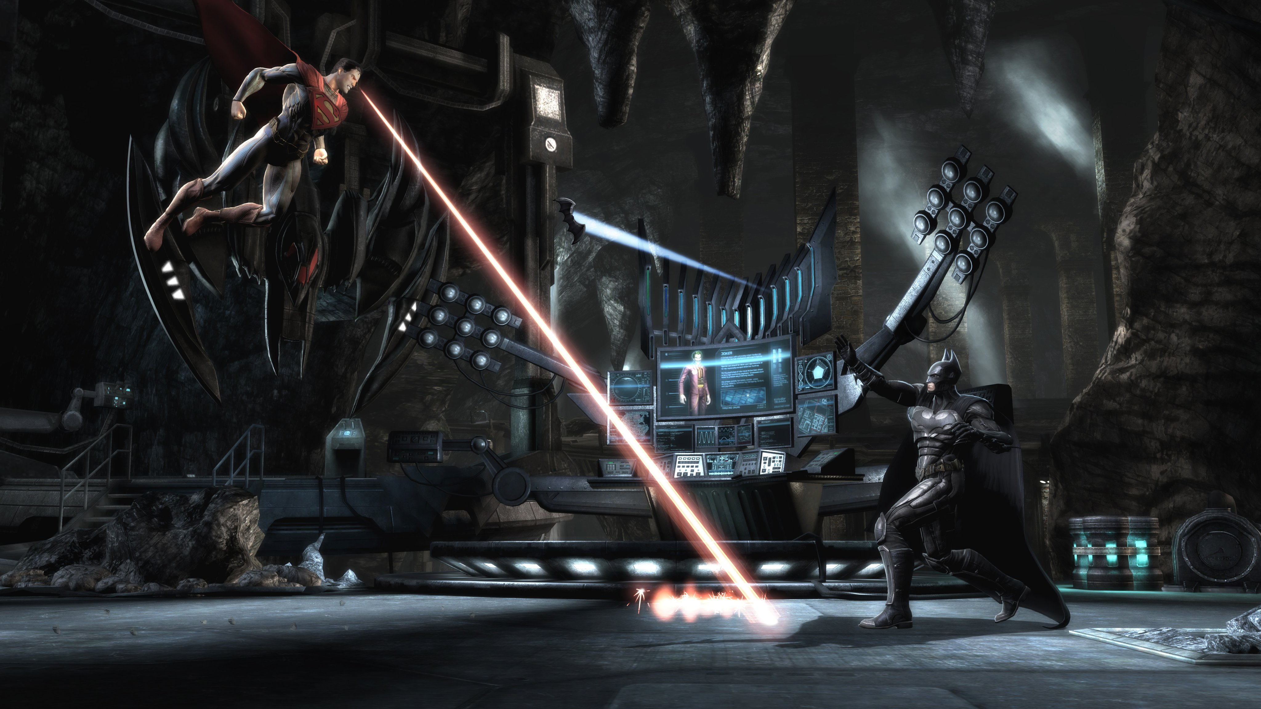 Injustice: Gods Among Us Ultimate Edition is free to own until June 25 on multiple platforms screenshot