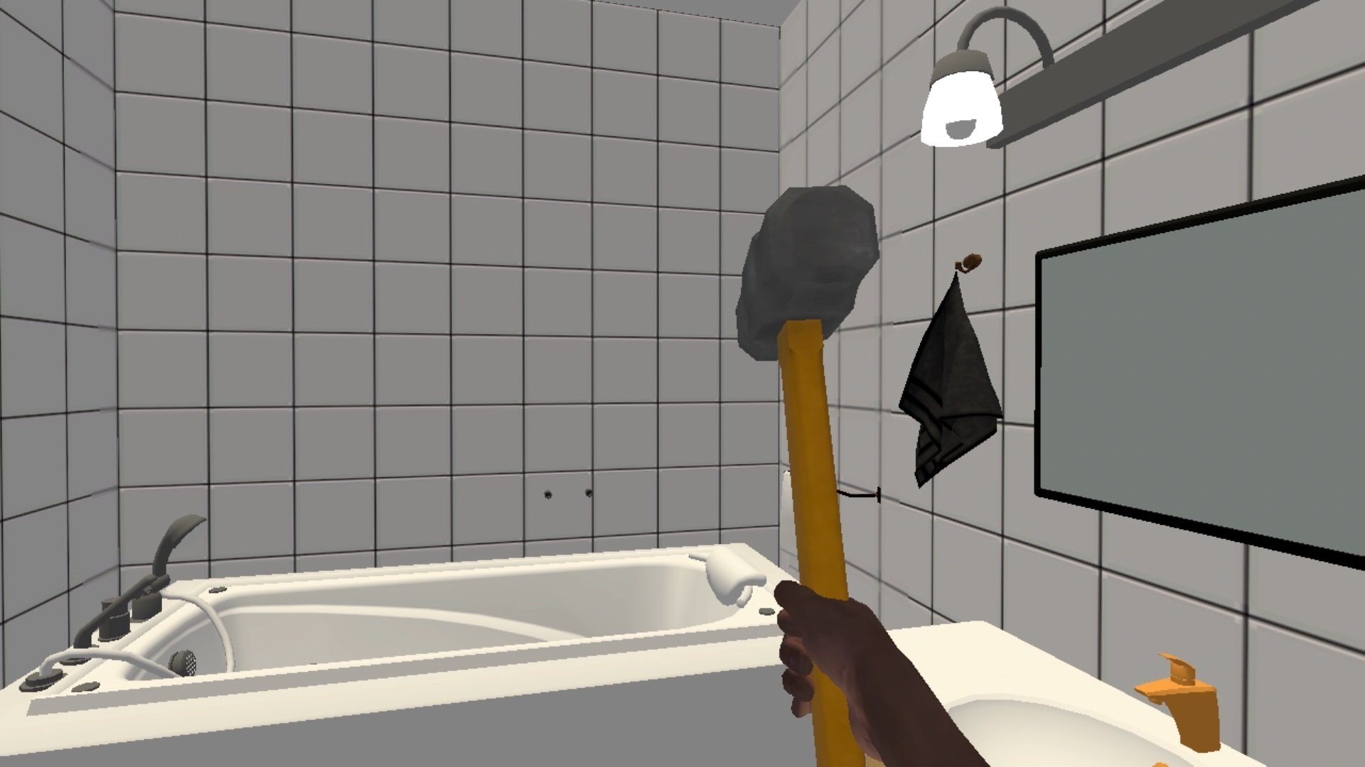 Contest: Win House Flipper for Switch screenshot