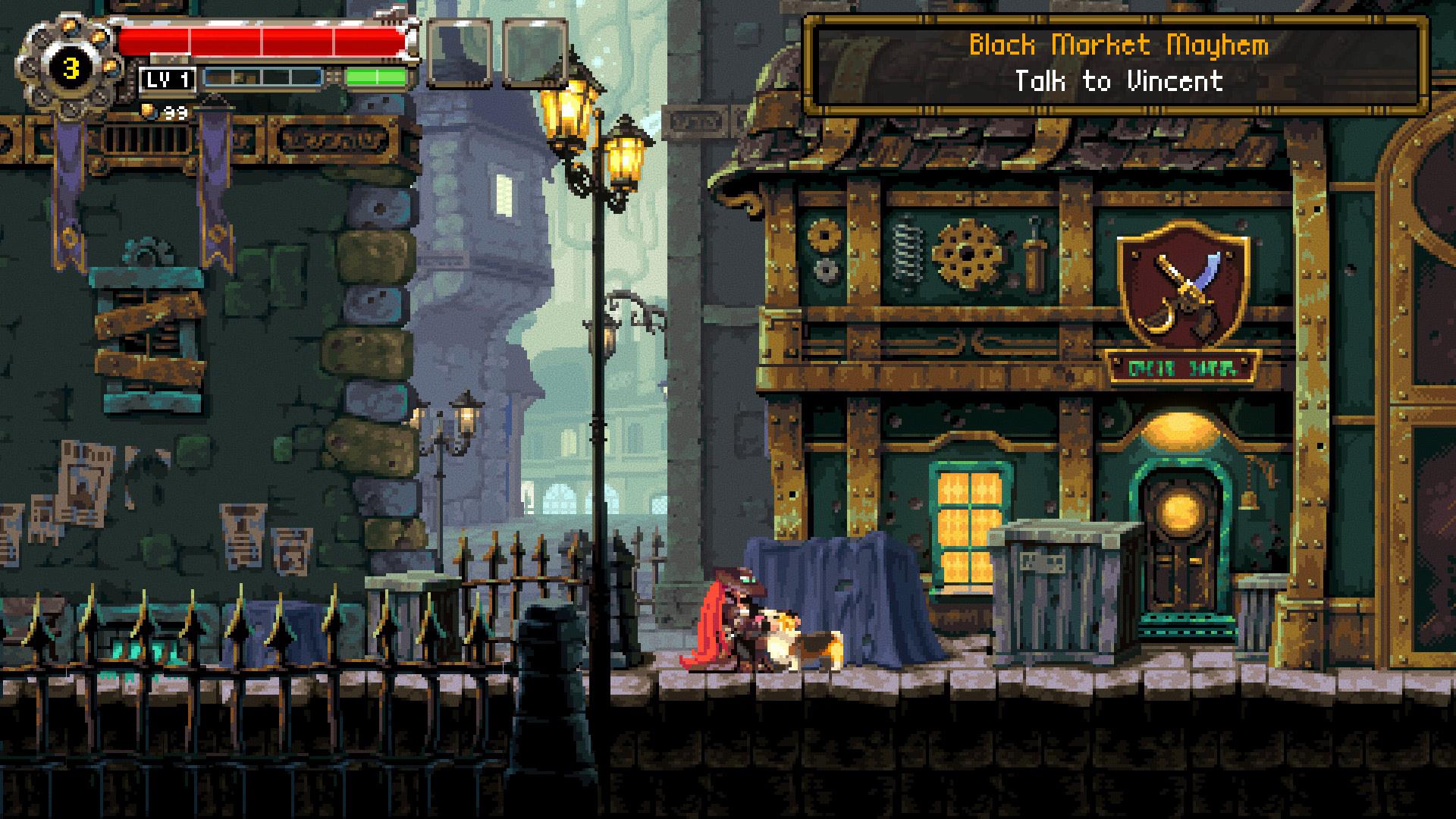 Gestalt: Steam & Cinder won me over with its first room screenshot