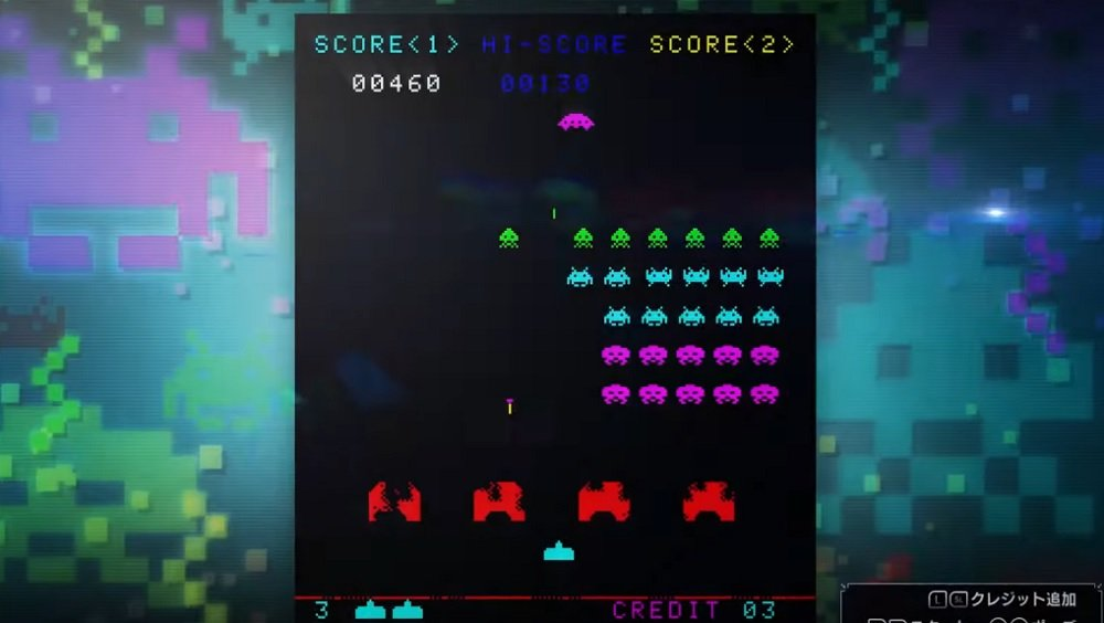 Space Invaders Invincible Collection Headed West On Nintendo Switch