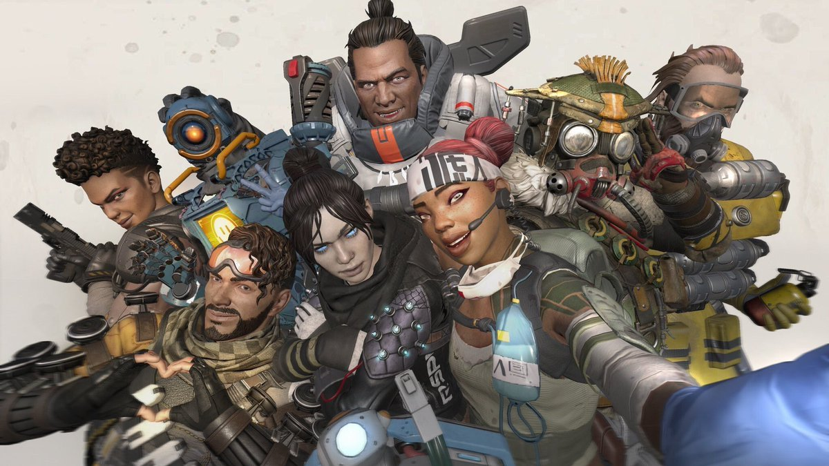 Apex Legends Switch developer says the port was 'challenging,' but is running well screenshot