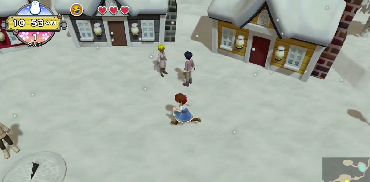 Here's our first look at Harvest Moon: One World screenshot