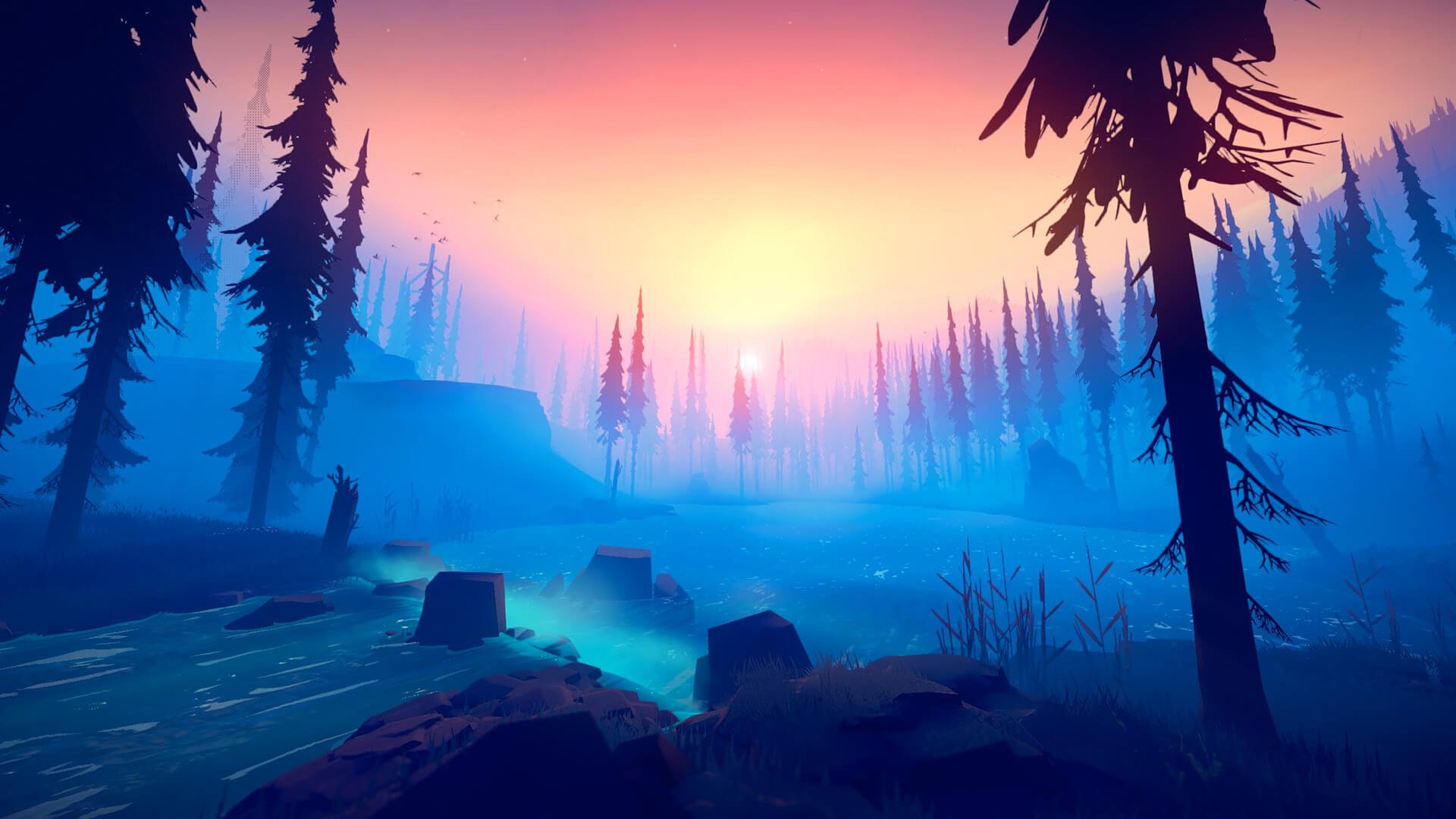 Early Access Review: Among Trees screenshot