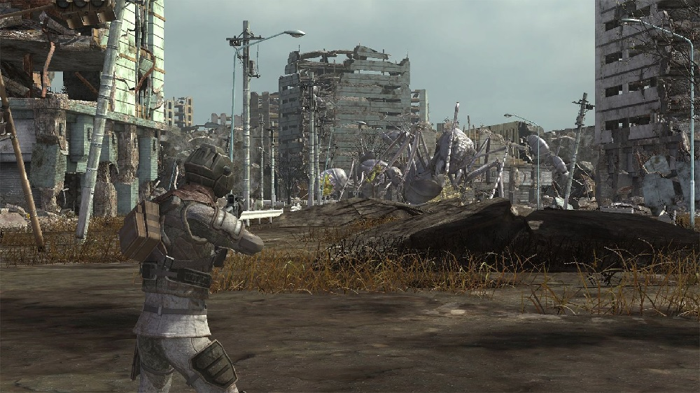 Earth Defense Force 6 is coming to save the world in 2021 screenshot