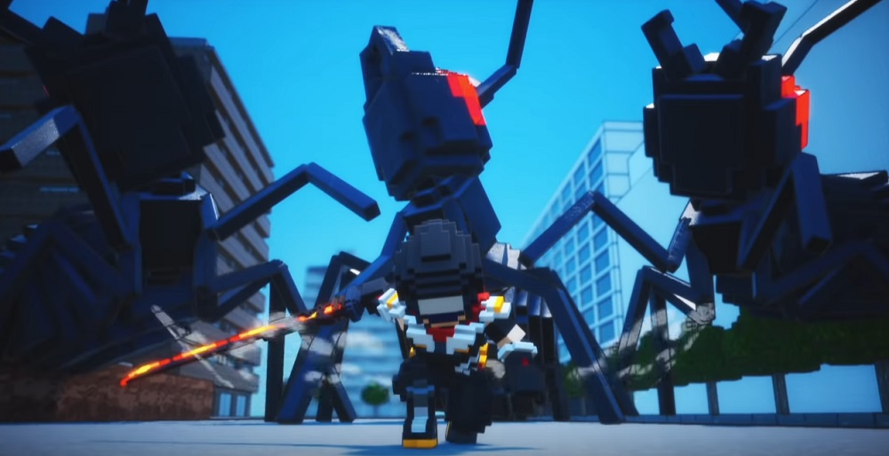 Check out the first trailer for Earth Defense Force: World Brothers screenshot