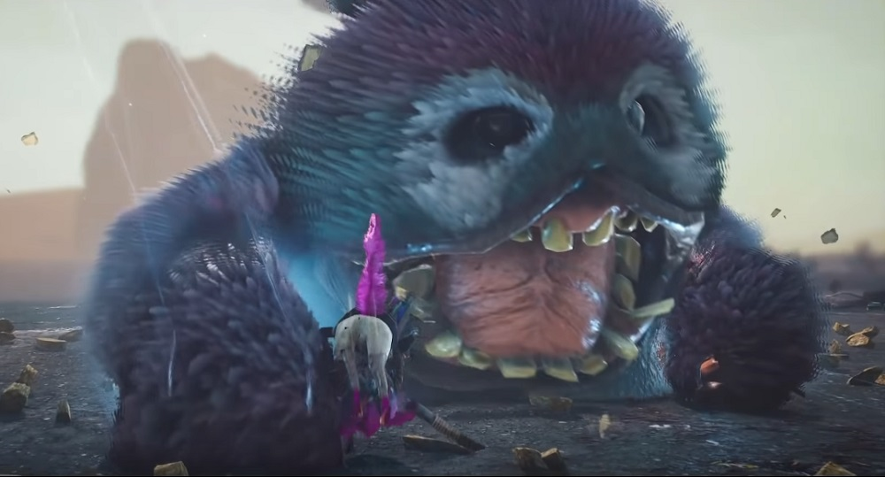 Biomutant shares 10-minute gameplay montage, development entering endgame screenshot