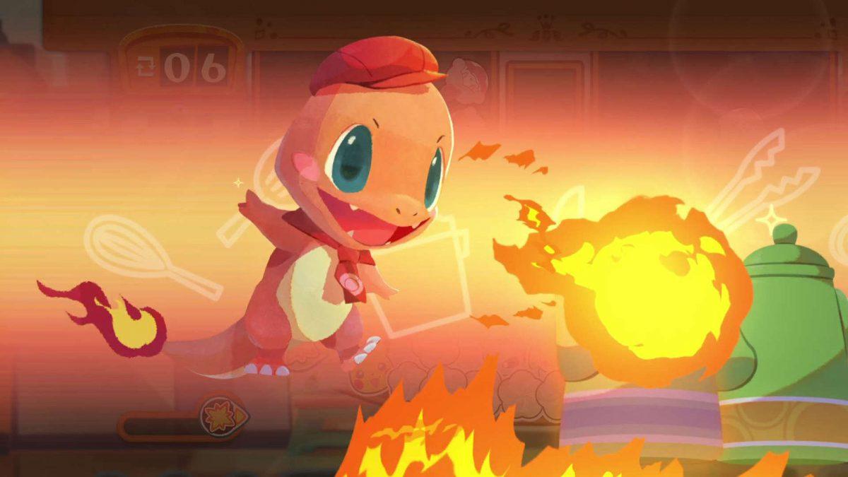 Nintendo Download: Pokemon Cafe Mix screenshot
