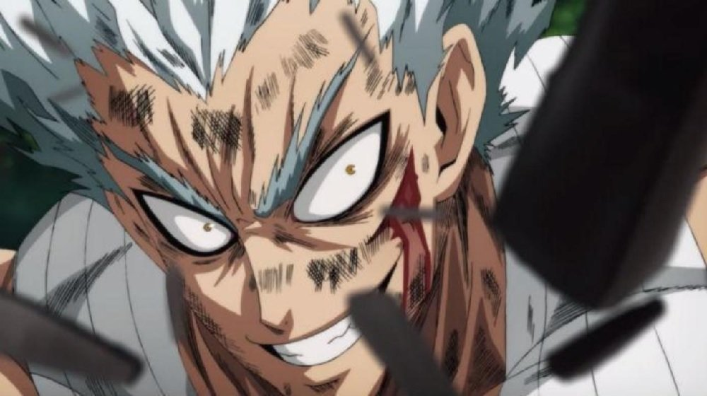 Garou the Hero Hunter is coming to One Punch Man: A Hero Nobody Knows screenshot