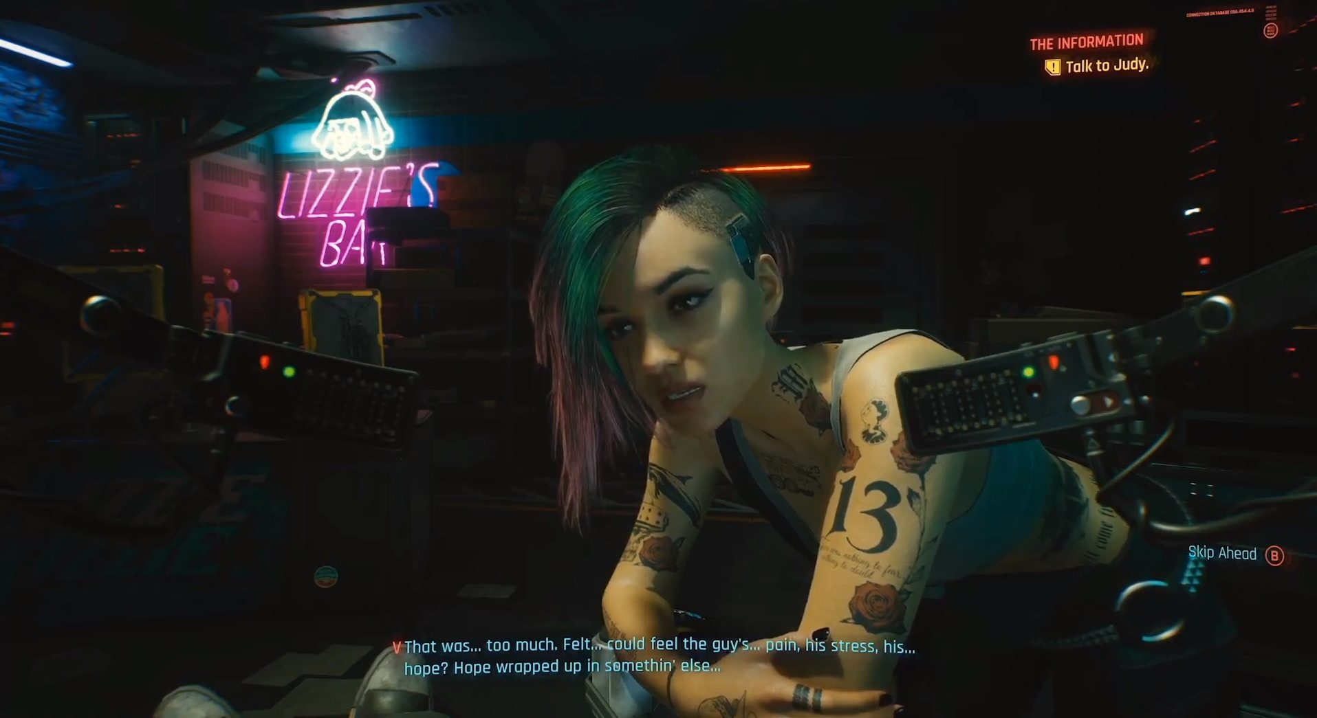 Cyberpunk 2077's Braindance brings detective vision into next-gen and beyond screenshot