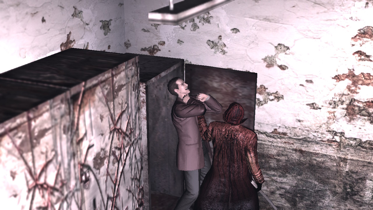 Podtoid gets deathly serious with Deadly Premonition and Danganronpa screenshot