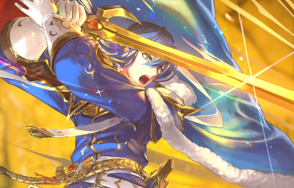 Fire Emblem Heroes lights up the roster with Legendary Seliph screenshot
