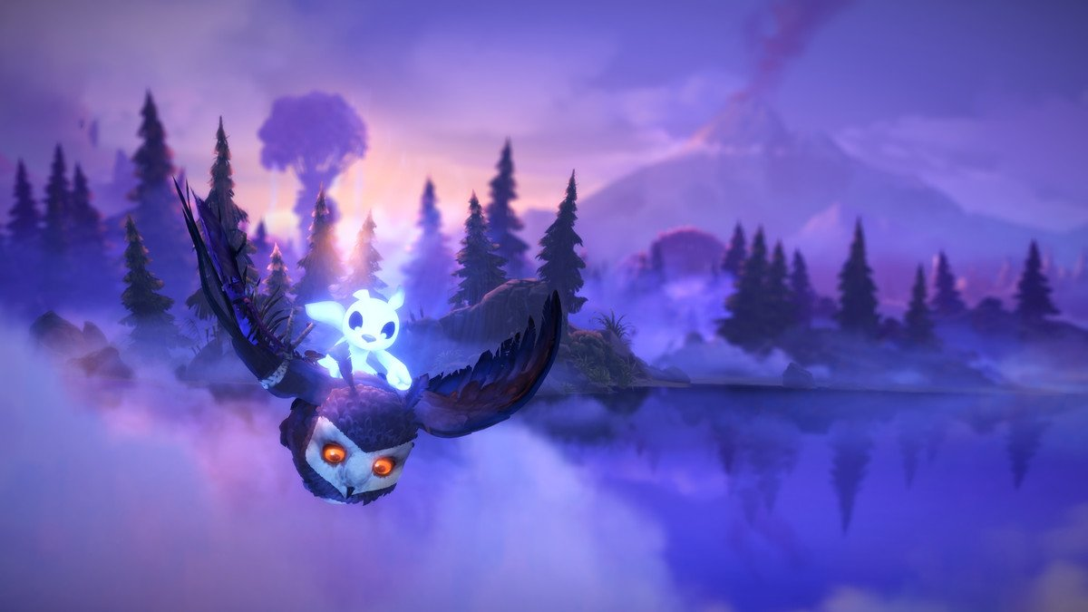Ori sequel developer says it will be 'extremely difficult' to bring the game to Switch screenshot