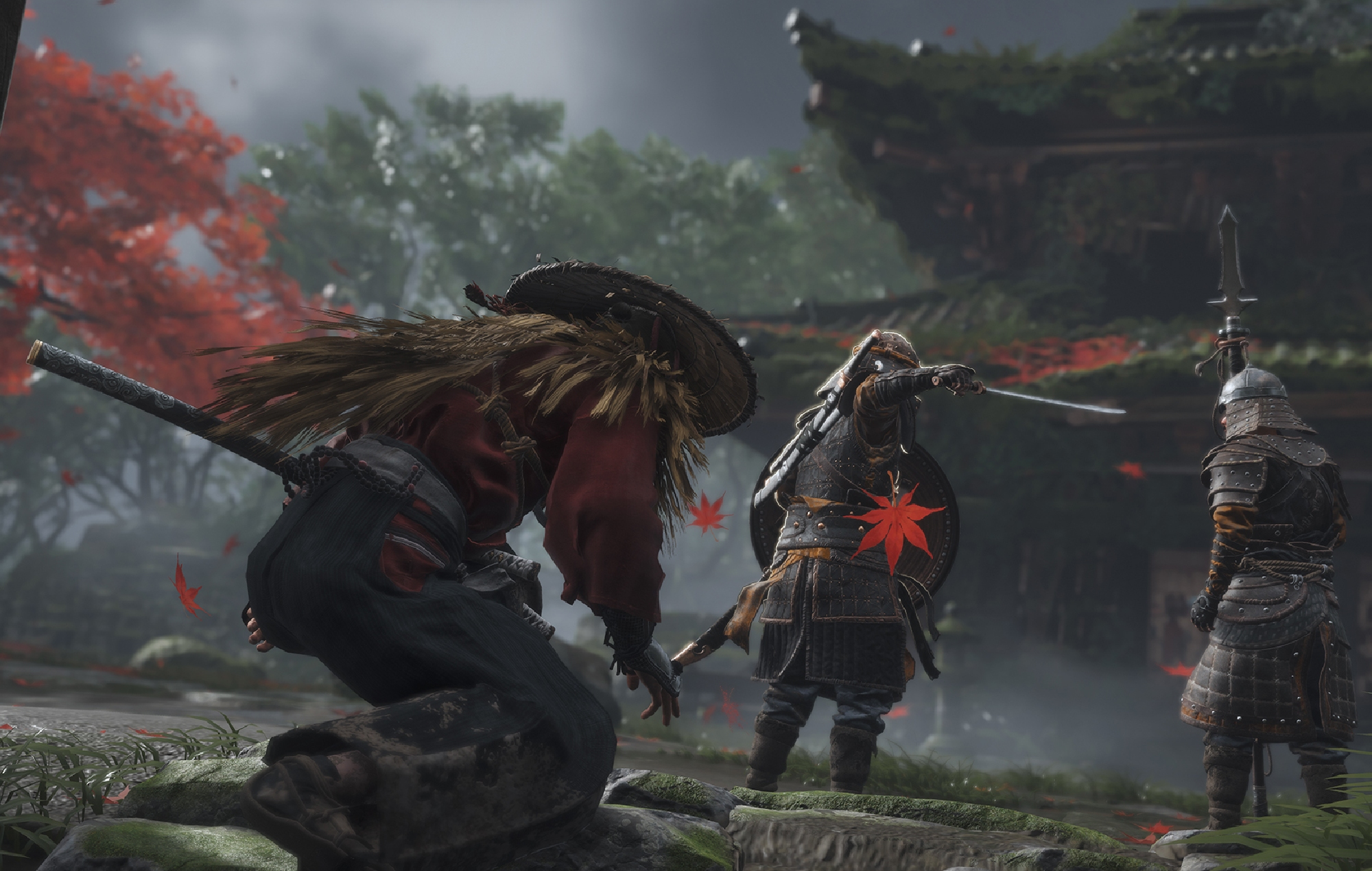 Six quick tips for getting started in Ghost of Tsushima screenshot