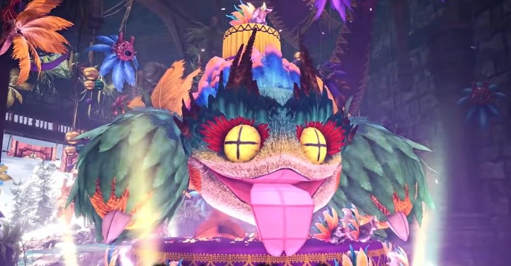 Monster Hunter World: Iceborne next major update will arrive July 9 screenshot
