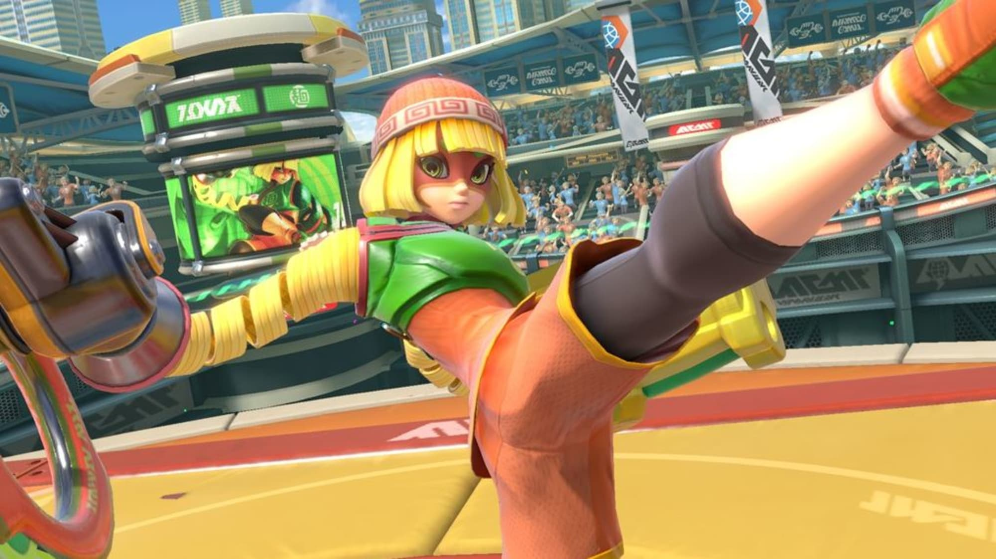 Super Smash Bros. Ultimate's massive 8.0.0 patch is here and so is Min Min screenshot