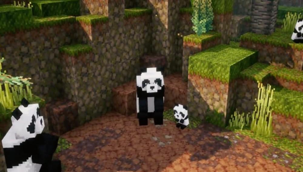 (Update) Minecraft Dungeons' first DLC pack, Jungle Awakens, is out this week screenshot