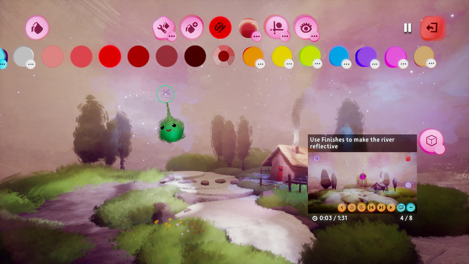 Dreams will be playable with PlayStation VR starting July 22 screenshot