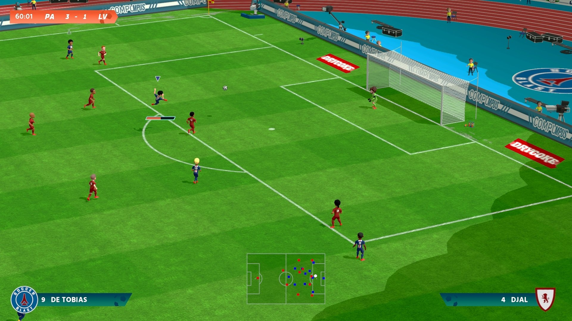 Contest: Win Super Soccer Blast for Xbox One or Steam screenshot