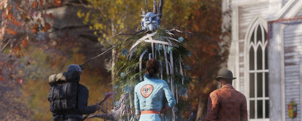 Fallout 76's first 'season' and the long-awaited public teams feature are now live screenshot