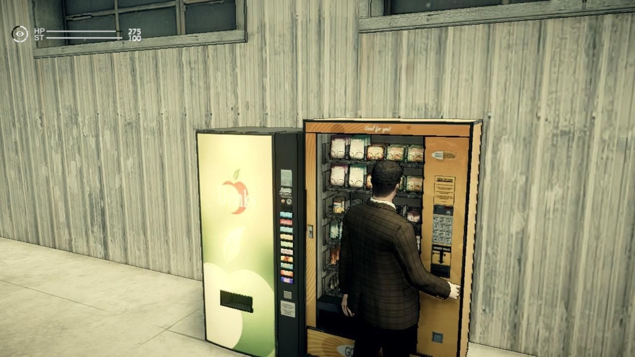Deadly Premonition 2: Where to find the canned spinach screenshot