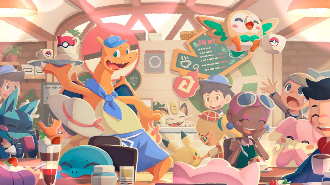 Review: Pokemon Cafe Mix screenshot