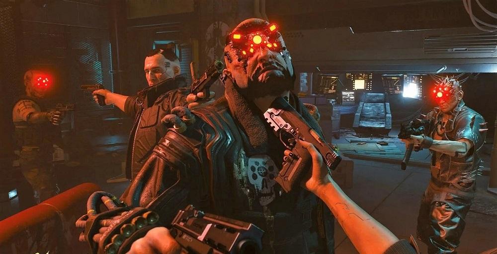 Cyberpunk 2077 scrapped its wall-running mechanic screenshot