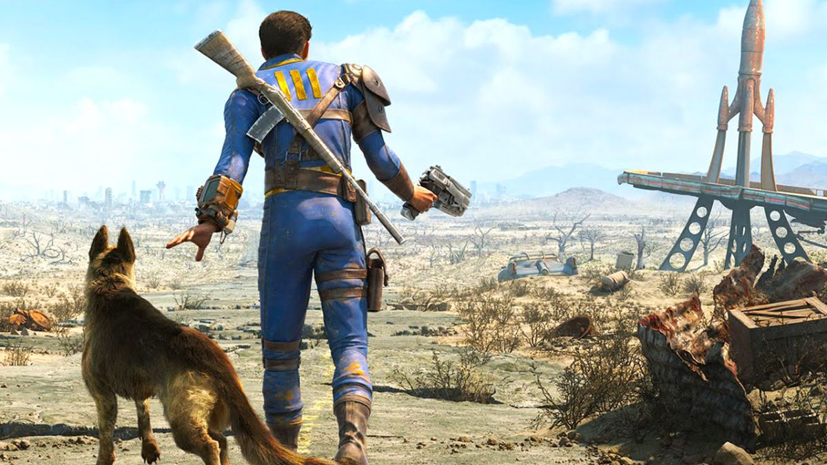 Finally, a Fallout show is in the works screenshot