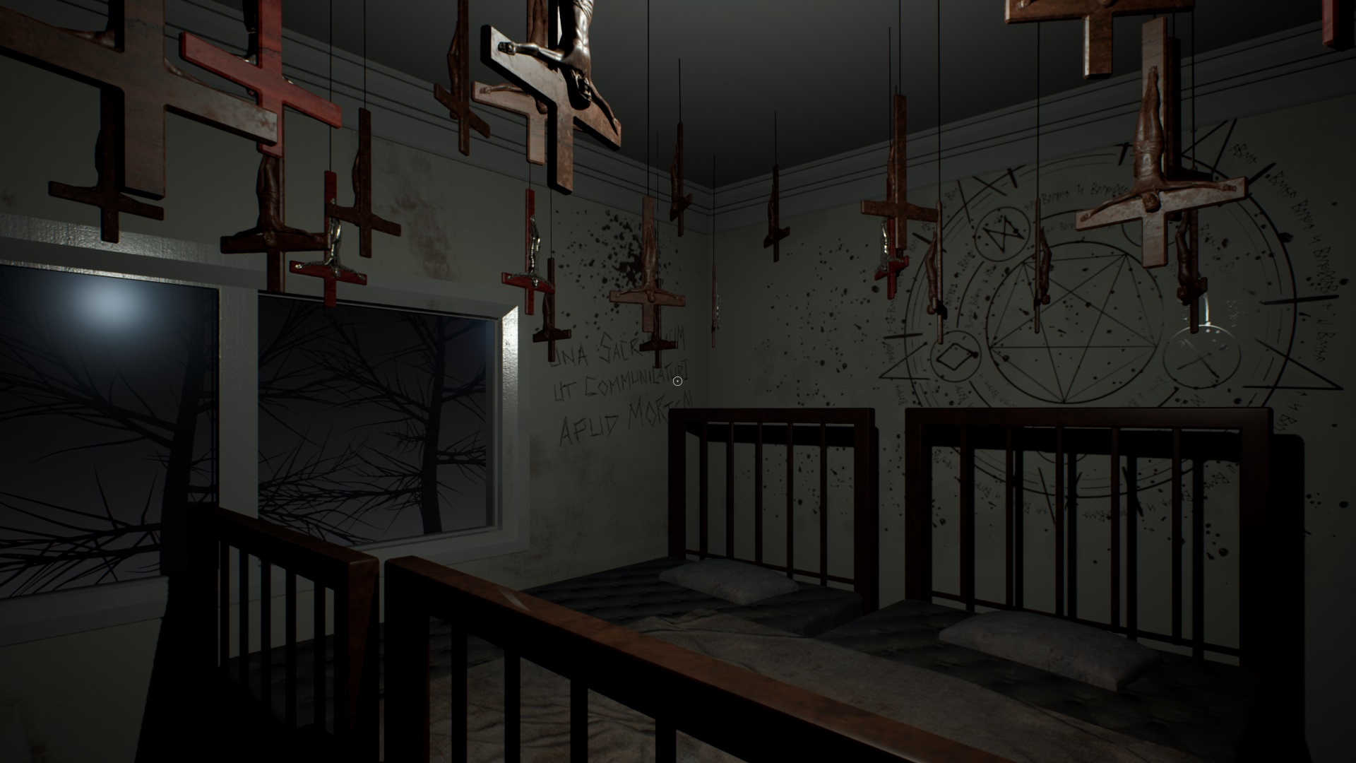 Contest: Win Infliction: Extended Cut for Nintendo Switch screenshot