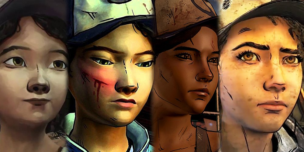 The Walking Dead creator hints at Clementine's return screenshot