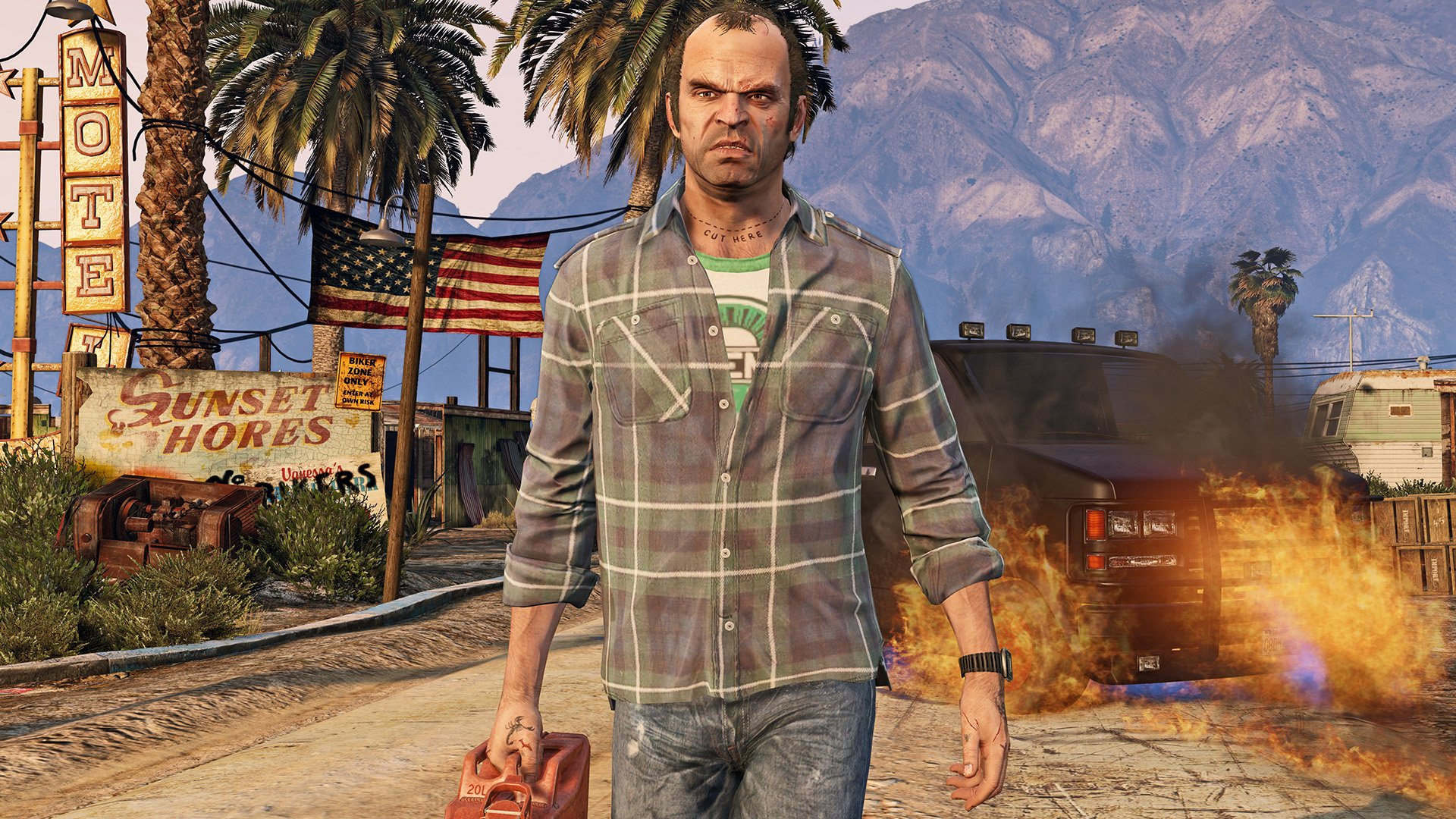 The writers of GTA don't get enough credit for the stories they tell