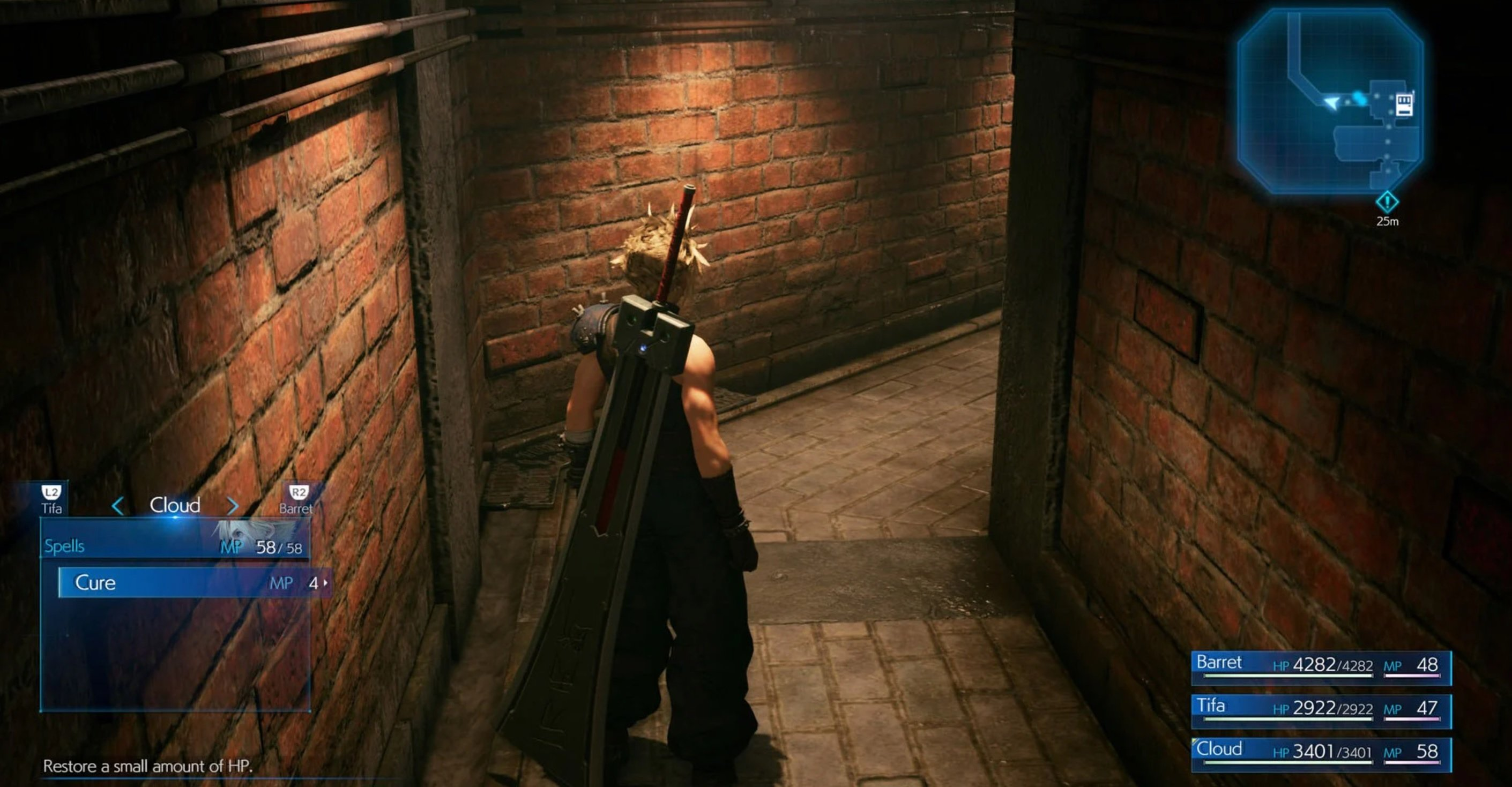 Final Fantasy VII Remake producer says 'Part 2' production is still happening remotely screenshot