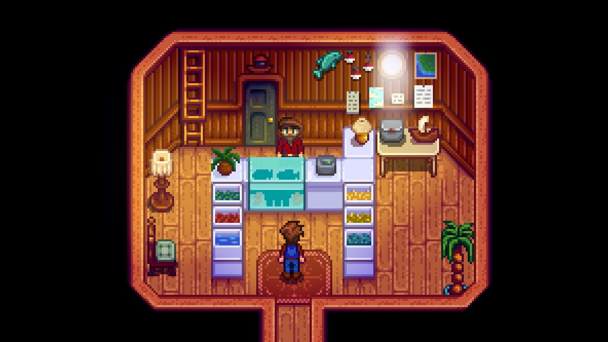 Stardew Valley's 1.5 update adds end-game content and a new door