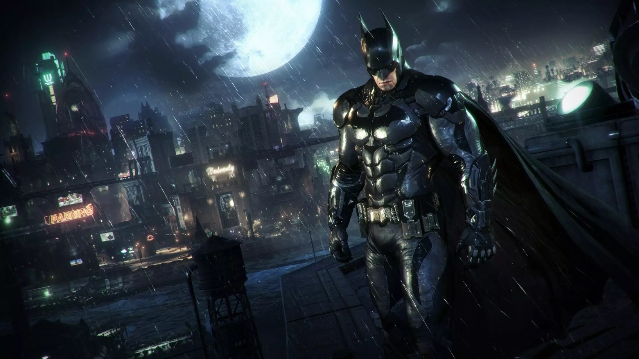 Microsoft is reportedly looking to acquire Warner Bros' gaming division