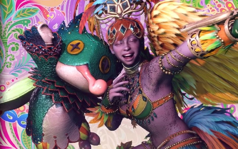 Get ready for carnival season in Monster Hunter World: Iceborne