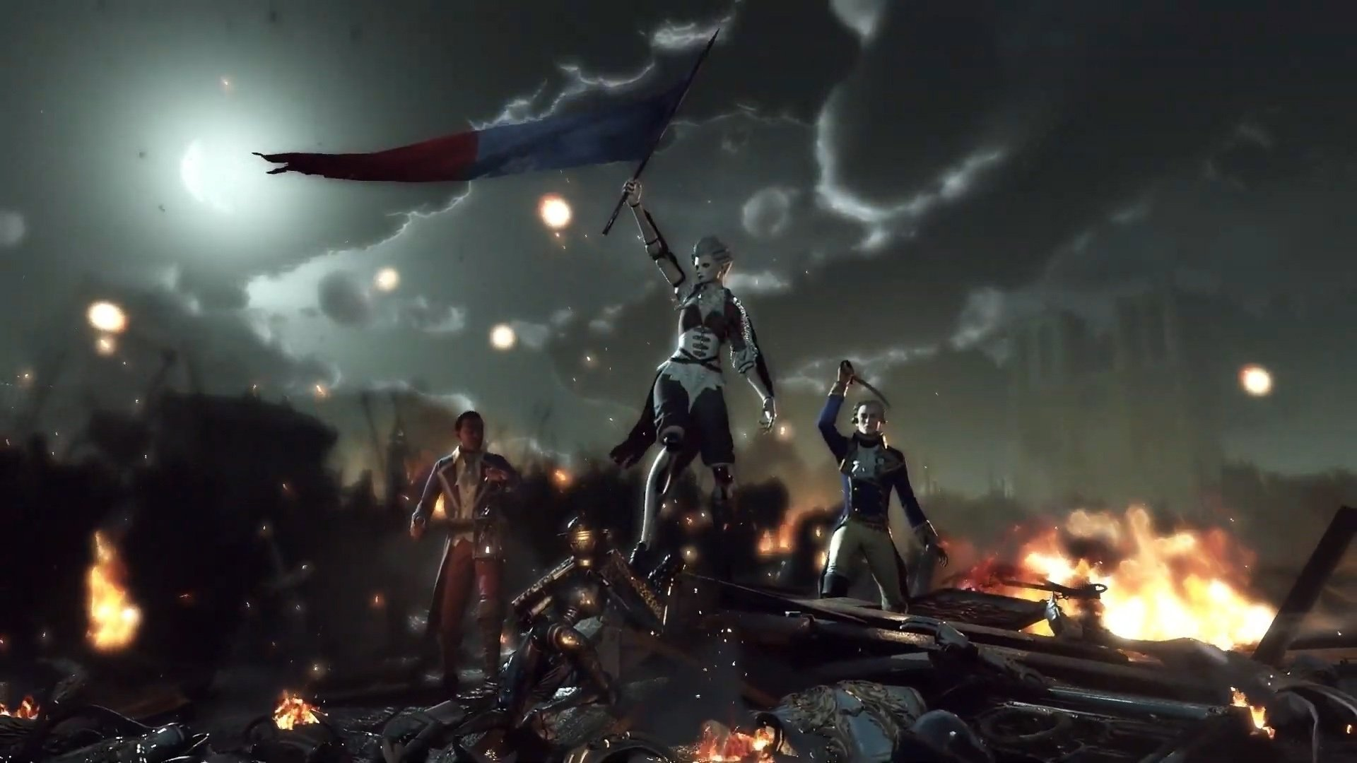 Steelrising is an action RPG about the robot French Revolution from the GreedFall developer