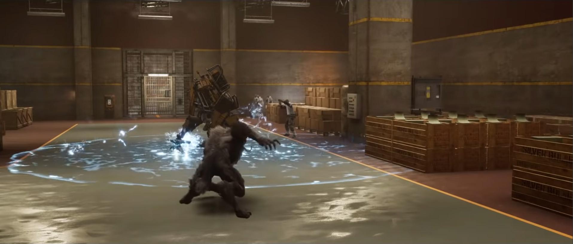 Werewolf: The Apocalypse - Earthblood looks ridiculous as hell