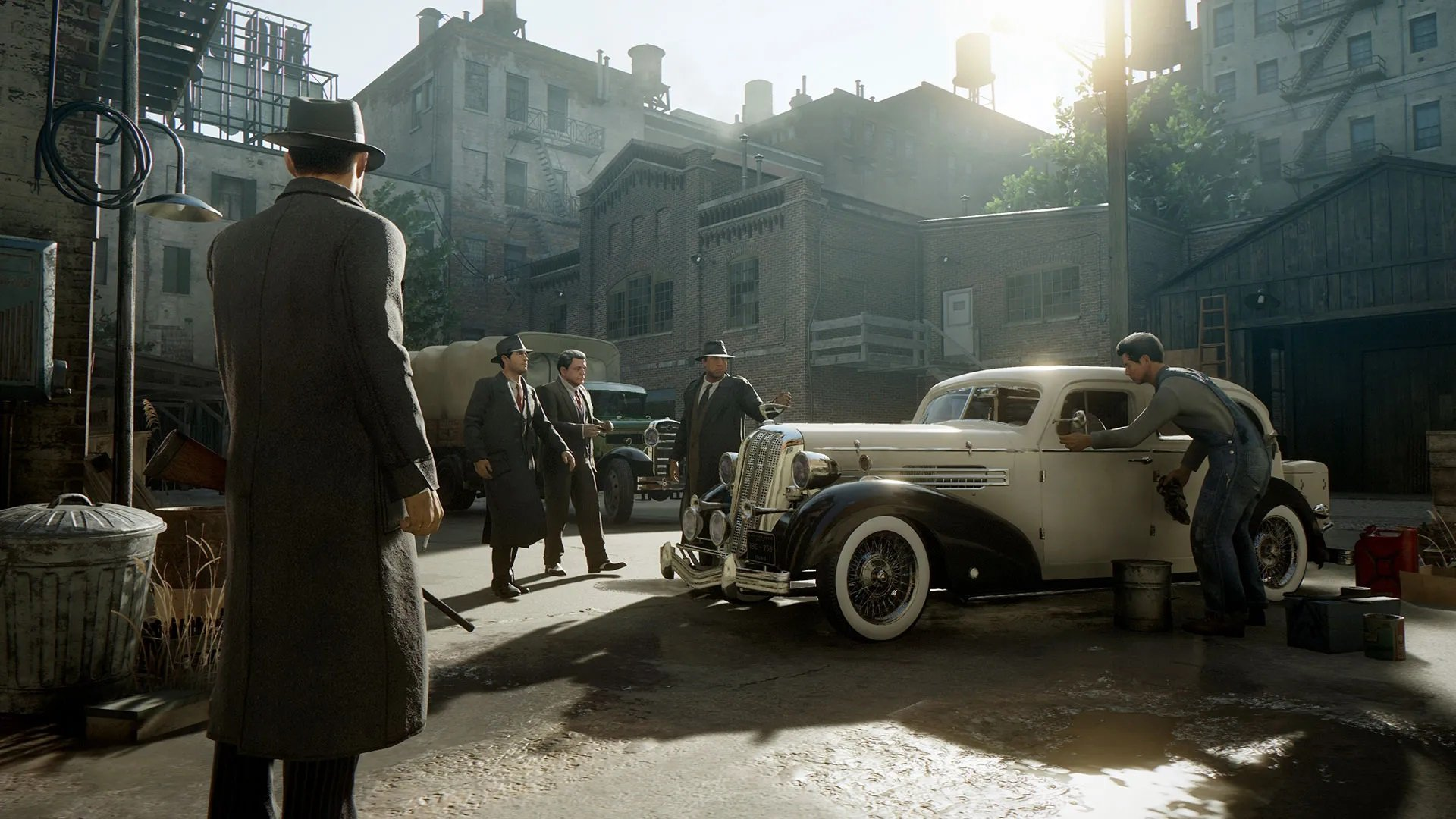 The Mafia remake gets hit with a delay