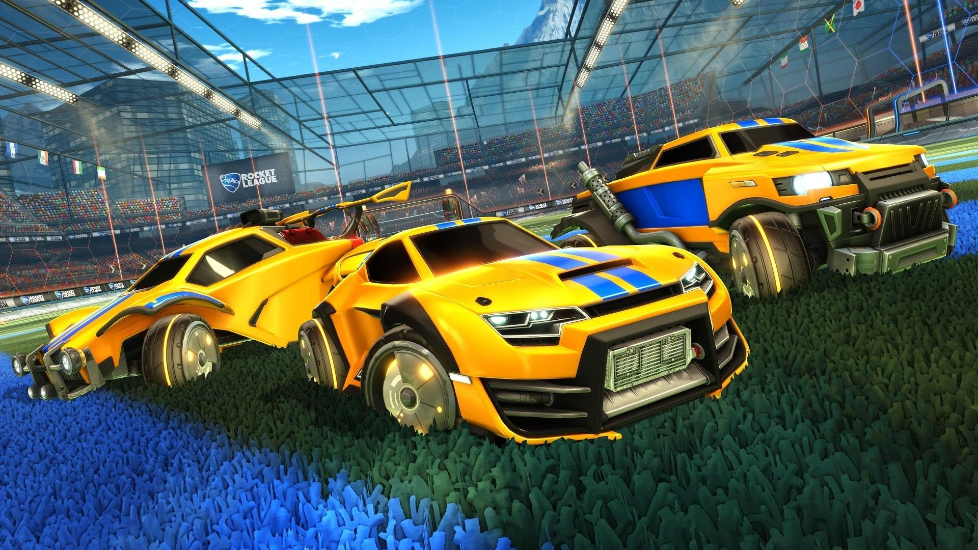Rocket League players have scored 29 billion goals and oh my god will someone play defense