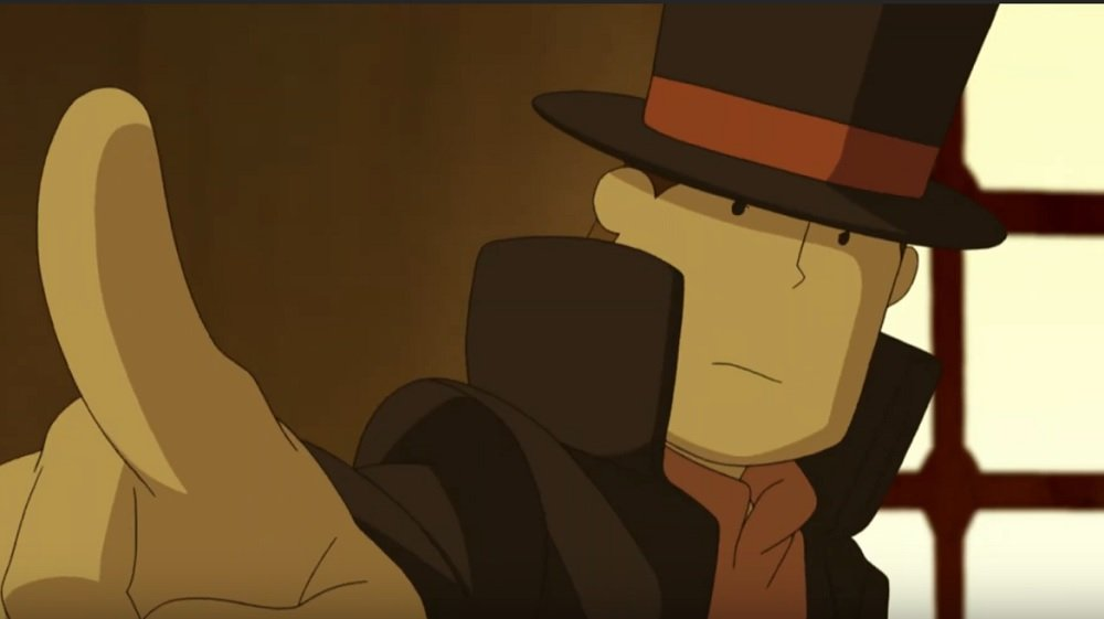 Professor Layton and the Lost Future HD comes sleuthing onto mobile July 13