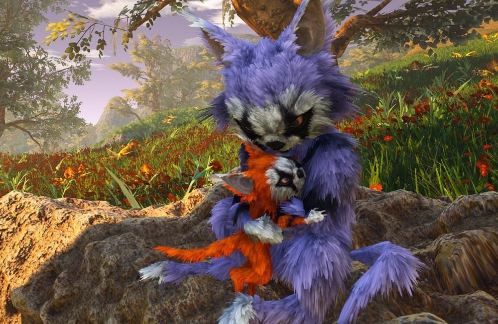 Biomutant will 'definitely not' feature microtransactions