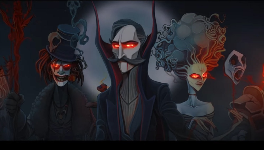 Rogue Lords will be doing the monster mash in 2021